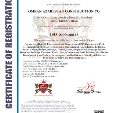 Customer Satisfaction Measurement Management System- ISO 10004:2018