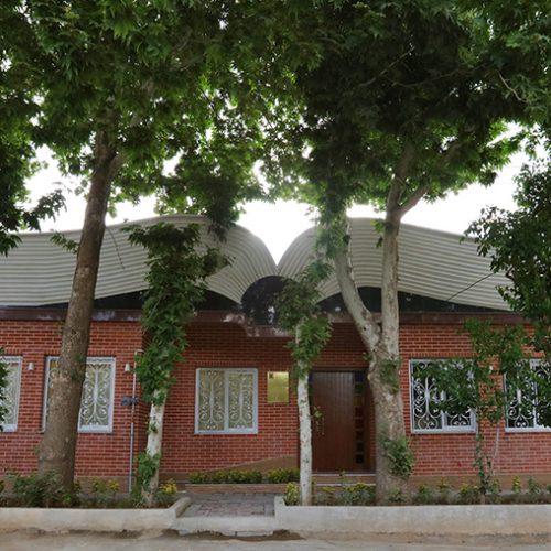Sadr_al-Vaezin_library_2